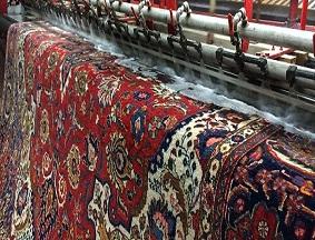 شستشو انواع فرش قالیشویی